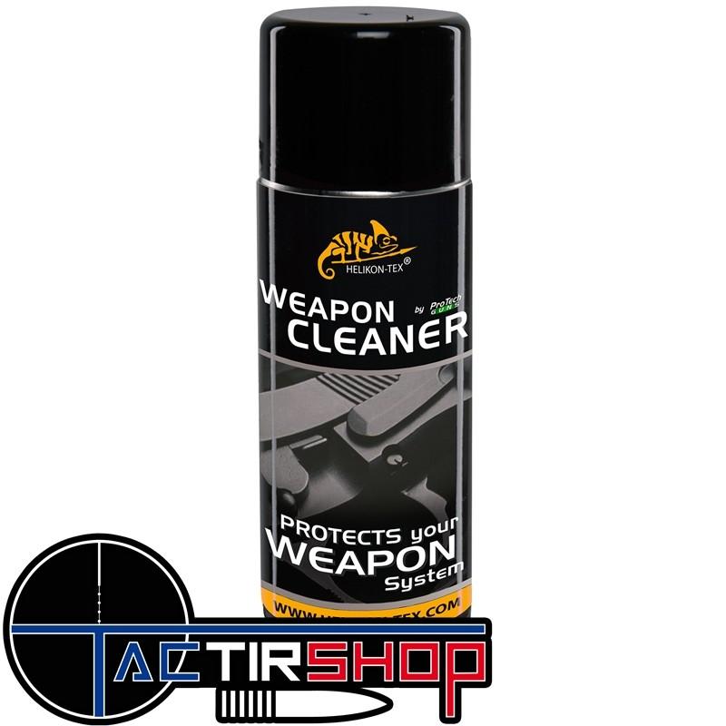 Nettoyant pour armes 400 ml Weapon Cleaner en aerosol sur www.tactirshop.fr