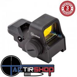 Point rouge Impact XLT Reflex Sight Firefield avec 4 Réticules différents Sur www.tactirshop.fr