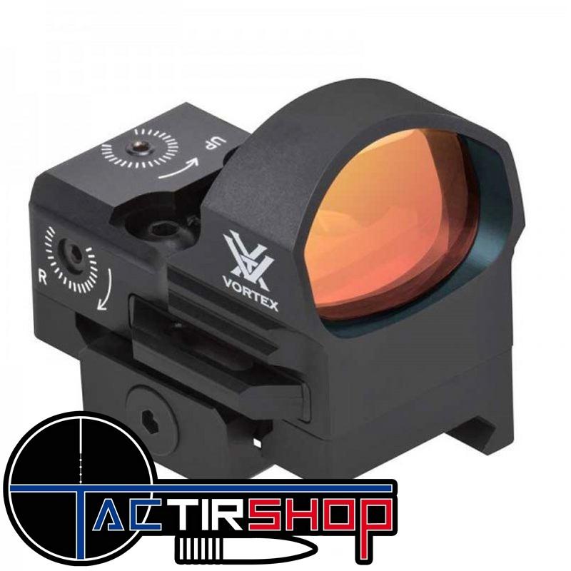 Point rouge Vortex Razor 6 MOA RZR-2003 sur www.tactirshop.fr
