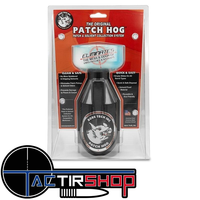 Collecteur de patchs PATCH HOG GUN CLEANING BORE TECH sur Tactirshop