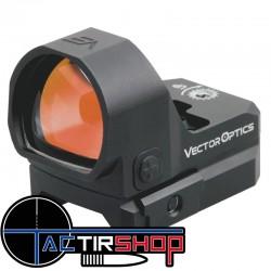 Point rouge Vector Optics Frenzy-x 1x22x26 Automatique 3Moa sur Tactirshop