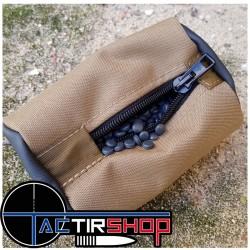 Remplissage de sac de tir Delta 500 gr sur Tactirshop