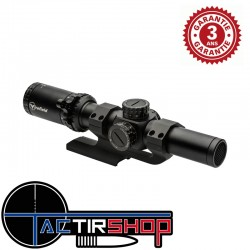 Kit complet Lunette de tir type AR15 Firefield RapidStrike 1-6x24 SFP www.tactirshop.fr