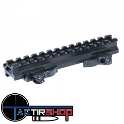 Rail utg double QD