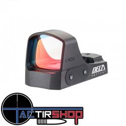 Point rouge DELTA Stryker 4MOA avec platine Co-Witness AR-15 www.tactirshop.fr