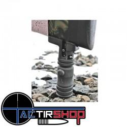 Monopod arrière de crosse Accu-shot BT04-QK pour grenadière www.tactirshop.fr