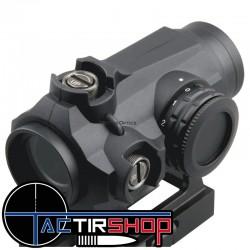 Point rouge Vector Optics Maverick 1x22 S-MIL Black www.tactirshop.fr