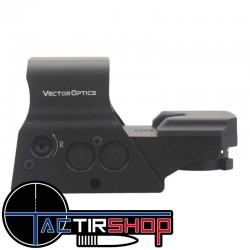 Point rouge Vector Optics Omega 8 réticules www.tactirshop.fr