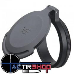 Couvre objectif aluminium 56 mm pour lunette Continental 34  4-24X56/5-30X56 www.tactirshop.fr