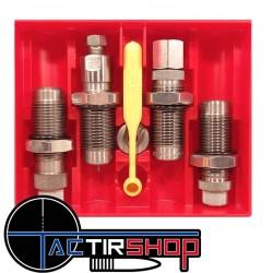 Jeux d'outils carbure Lee Deluxe Pistol Die Set 45ACP