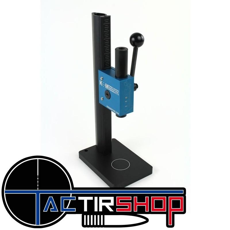 Presse de rechargement match K&M Arbor pour droitier sur www.tactirshop.fr