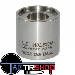 Outil neck die decapping base Le Wilson www.tactirshop.fr