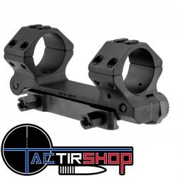 Eratac Monobloc Réglable 0 à 70 MOA 30 mm moyen hauteur 25 mm