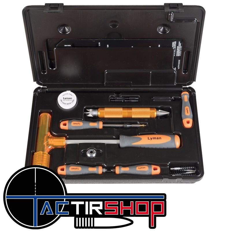 Lyman Essential Case Prep Kit www.tactirshop.fr