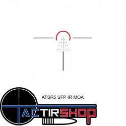 Lunette de tir Tactique Athlon Argos BTR GEN2 1-8×24 ATSR5 SFP IR MOA www.tactirshop.fr