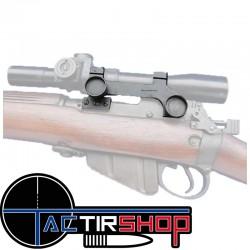 Montage optique acier 25.4 pour Lee Enfield MkIII et MkIV www.tactirshop.fr