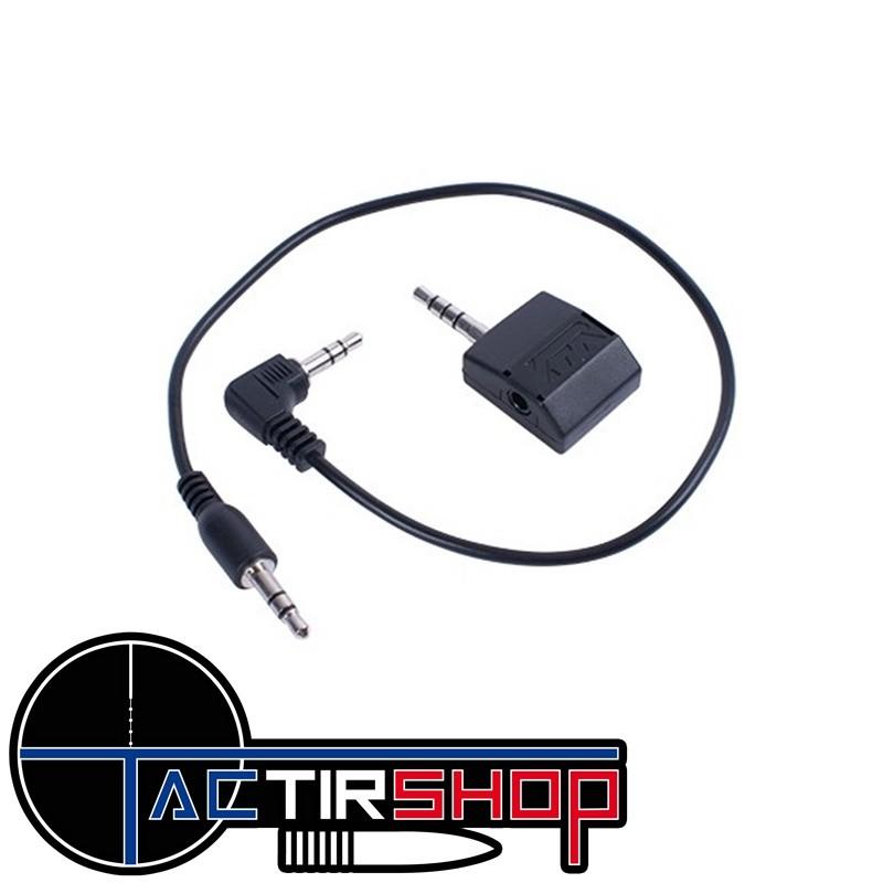 Adaptateur pour smartphone XFR Magnetospeed www.tactirshop.fr