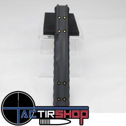 Rail penté picatinny Weapons Accuracy acier inoxydable 40 Moa pour SAKO QUAD www.tactirshop.fr