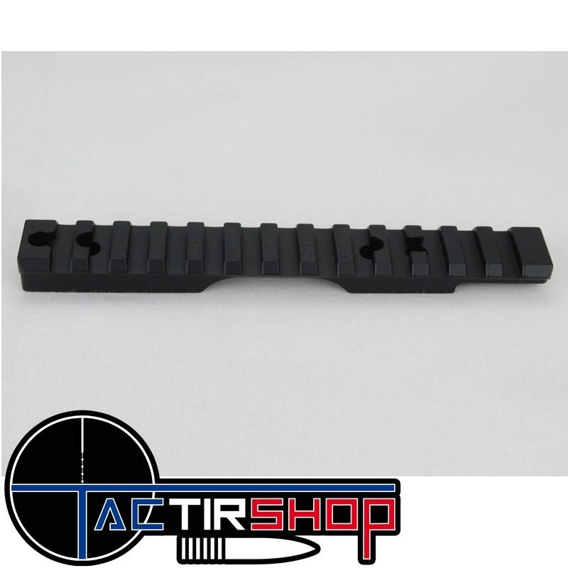 Rail penté picatinny Weapons Accuracy acier inoxydable 40 Moa pour ANSCHÜTZ 64 www.tactirshop.fr