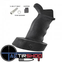 Poignée ERGO TACTICAL SUREGRIP® AR-15 / AR-10 avec appui paume. www.tactirshop.fr