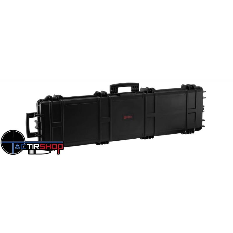 Mallette XL waterproof Nuprol mousse pré-découpée couleur Noire