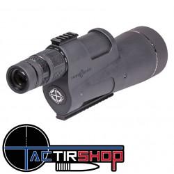 Spotting scope Sightmark Latitude 20-60x80 XD avec réticule en premier plan focal garantie à vie.