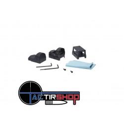 Composition de la boite Point rouge Sightmark Mini Shot M-Spec FMS