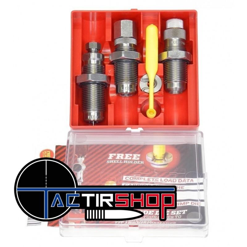 Jeux d'outils carbure Lee Carbide Die Set 9mm Luger