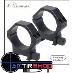 Colliers 34 mm 12 mm de hauteur Contessa