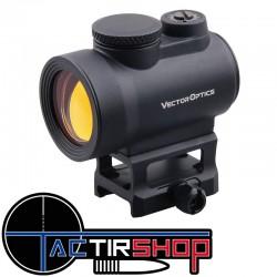 Point rouge Vector Optics Centurion 1x30 sur www.tactirshop.fr