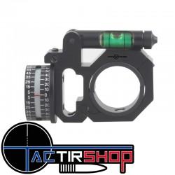 Inclinomètre  Vector Optics Indicateur d'angle avec niveau 30 ou 25.4 chez Tactirshop