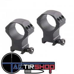 Colliers x-accu Vector Optics 34mm Haut sur Tactirshop