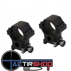 Colliers x-accu Vector Optics 30mm moyen sur Tactirshop