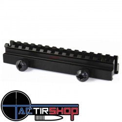 "Rehausse picatinny 15 slot 3.5"" Vector Optics sur www.tactirshop.fr"