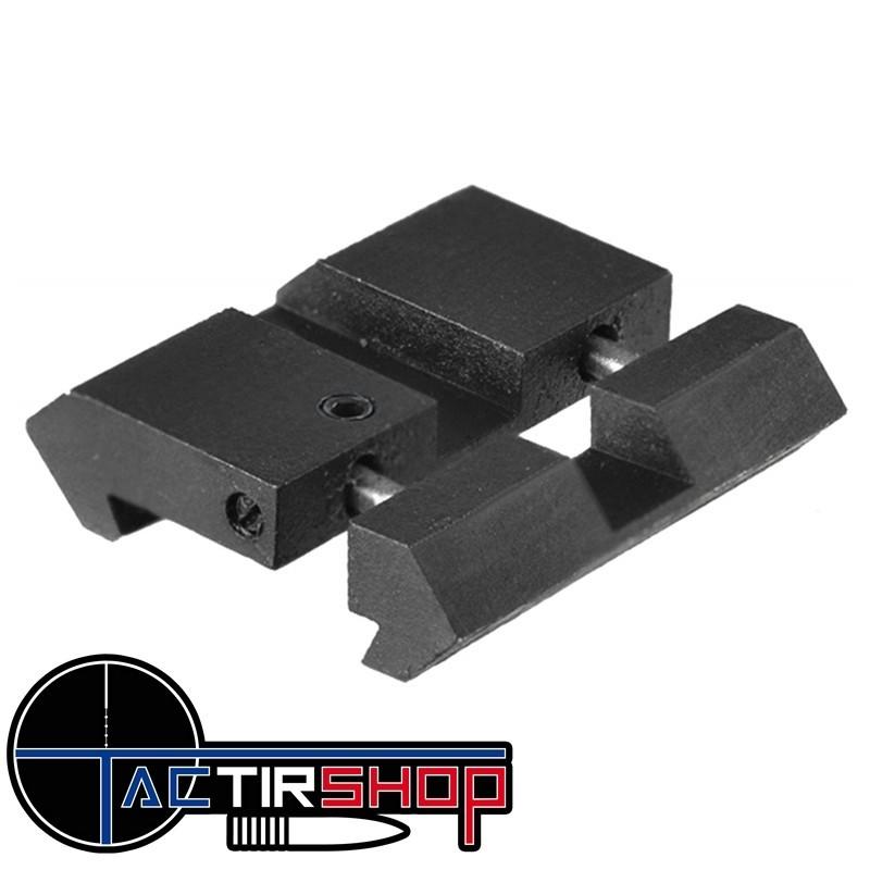 conversion 11mm vers 21mm Vector Optics sur tactirshop