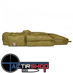 Drag bag Astra Défense sniper transport système FDE 130 cm sur www.tactirshop.fr