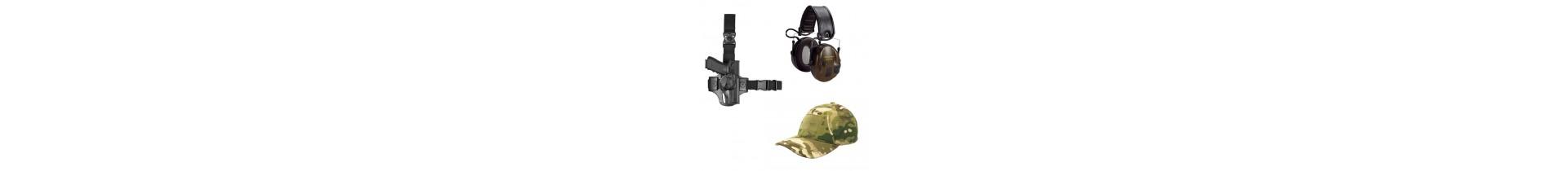 Une sélection d'équipement pour le tireur sur Tactirshop