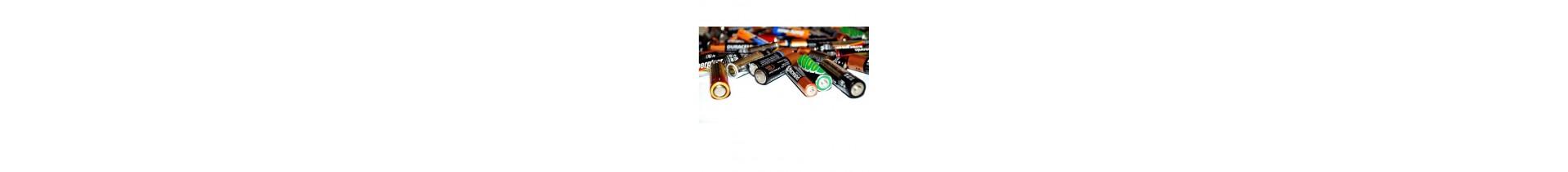 Une sélection de Piles et de batteries pour vos optiques sur Tactirshop
