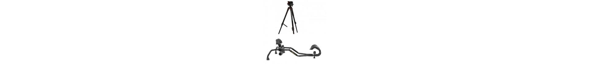 Une sélection de trépieds de pour votre carabine ou votre spoting scope  sur Tactirshop