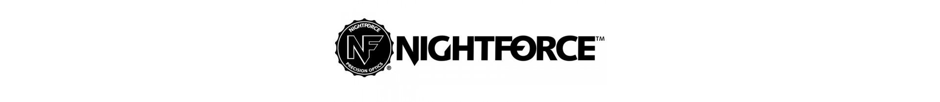 Une sélection d'optique de qualité prenium, nightforce est la marque la plus qualitative du marché de l'optique sur votre boutique www.tactirshop.fr